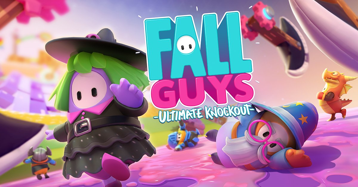 Fall Guys hits 10 mil pc sales