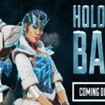 Apex Legends - Season 7: Holo-Day Bash 2020