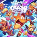 The Art of Crash Bandicoot 4