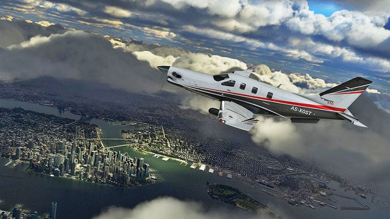 Microsoft Flight Simulator 2020 Is the Fastest-Growing Entry in the Series