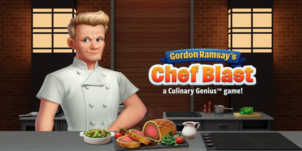 Gordon Ramsey: Chef Blast