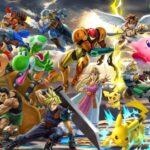 DLC Smash Bros