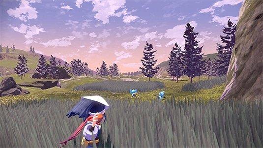 Pokemon Legends Arceus - Pokemon Presents