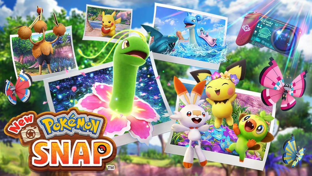 Pokemon snap - Pokemon Presents