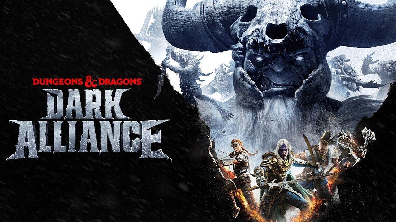 D&D Dark Alliance 1st Trailer Released