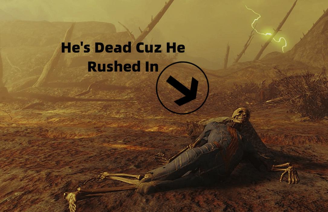 Fallout 4 Survival Mode Tips