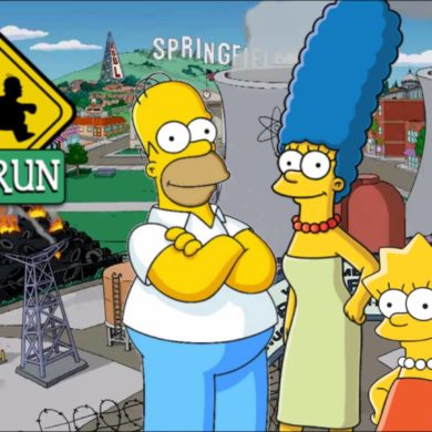 The Simpsons: Hit & Run Vs Crash Tag Team Racing
