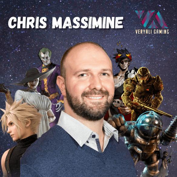 Chris Massimine Interview