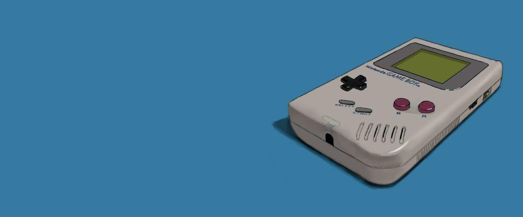 Gameboy graphic