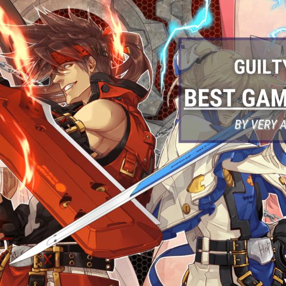 best guilty gear game