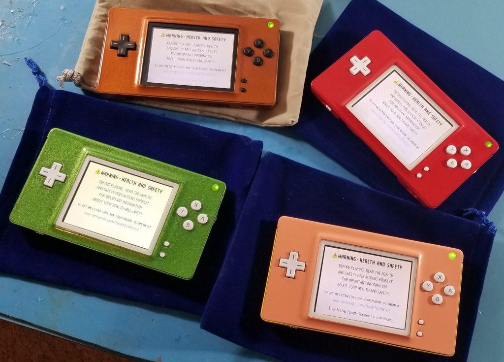 Gameboy Macro customs