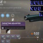 Destiny 2 Targeting Adjuster