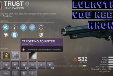 Destiny 2 Targeting Adjuster