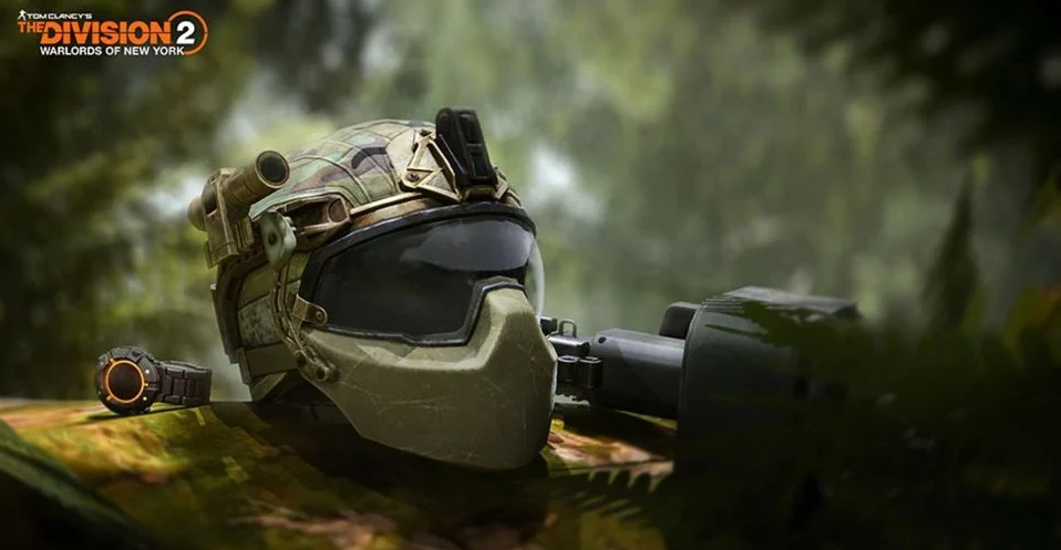 Division 2 Shield Build