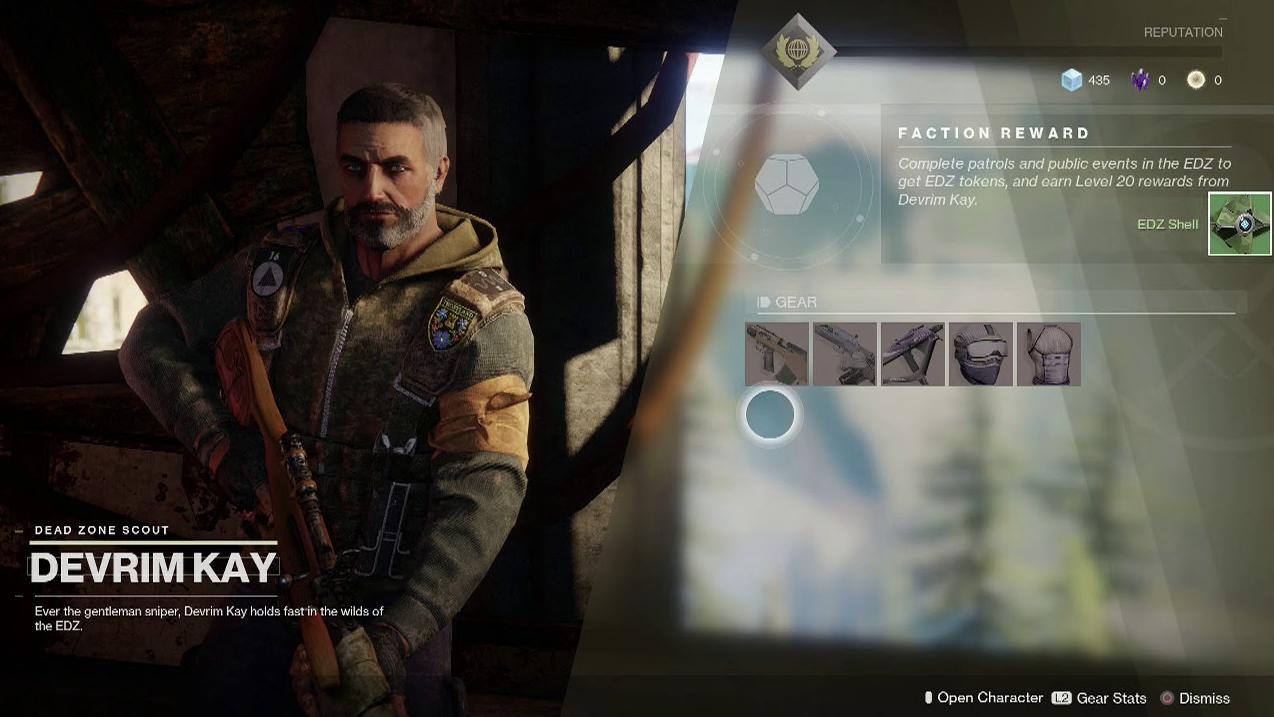 Destiny 2 Enhance Quest