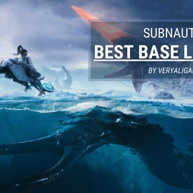 Subnautica Best Place to Build a Base
