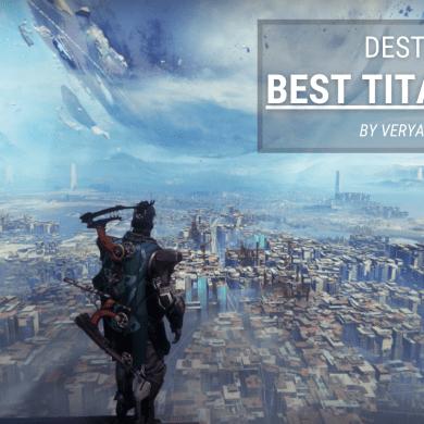 Best Titan Build Destiny 2