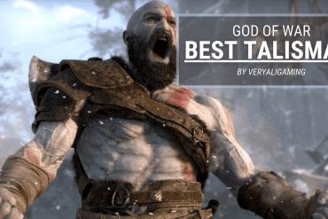 Best Talisman God of War