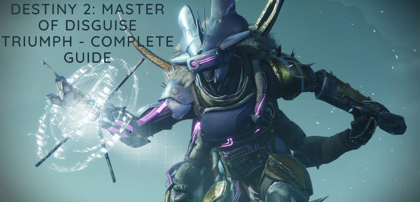 Master of Disguise Triumph