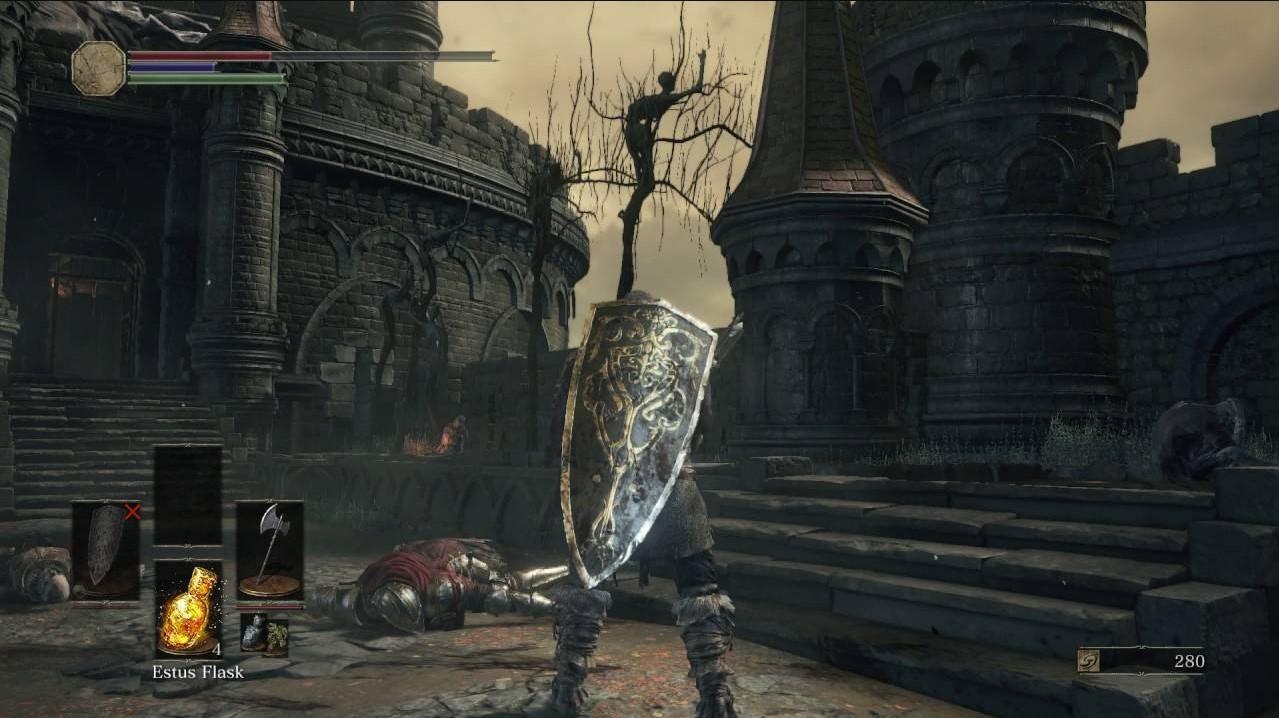Dark Souls 3 Best Shield