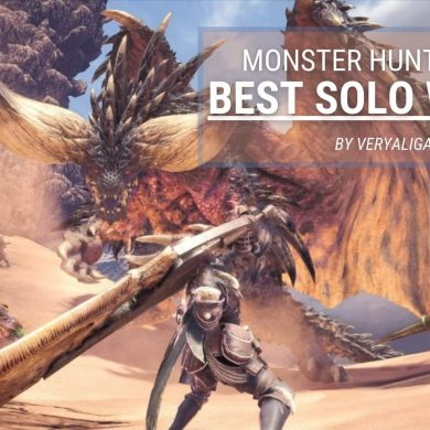 Monster Hunter World Best Solo Weapon