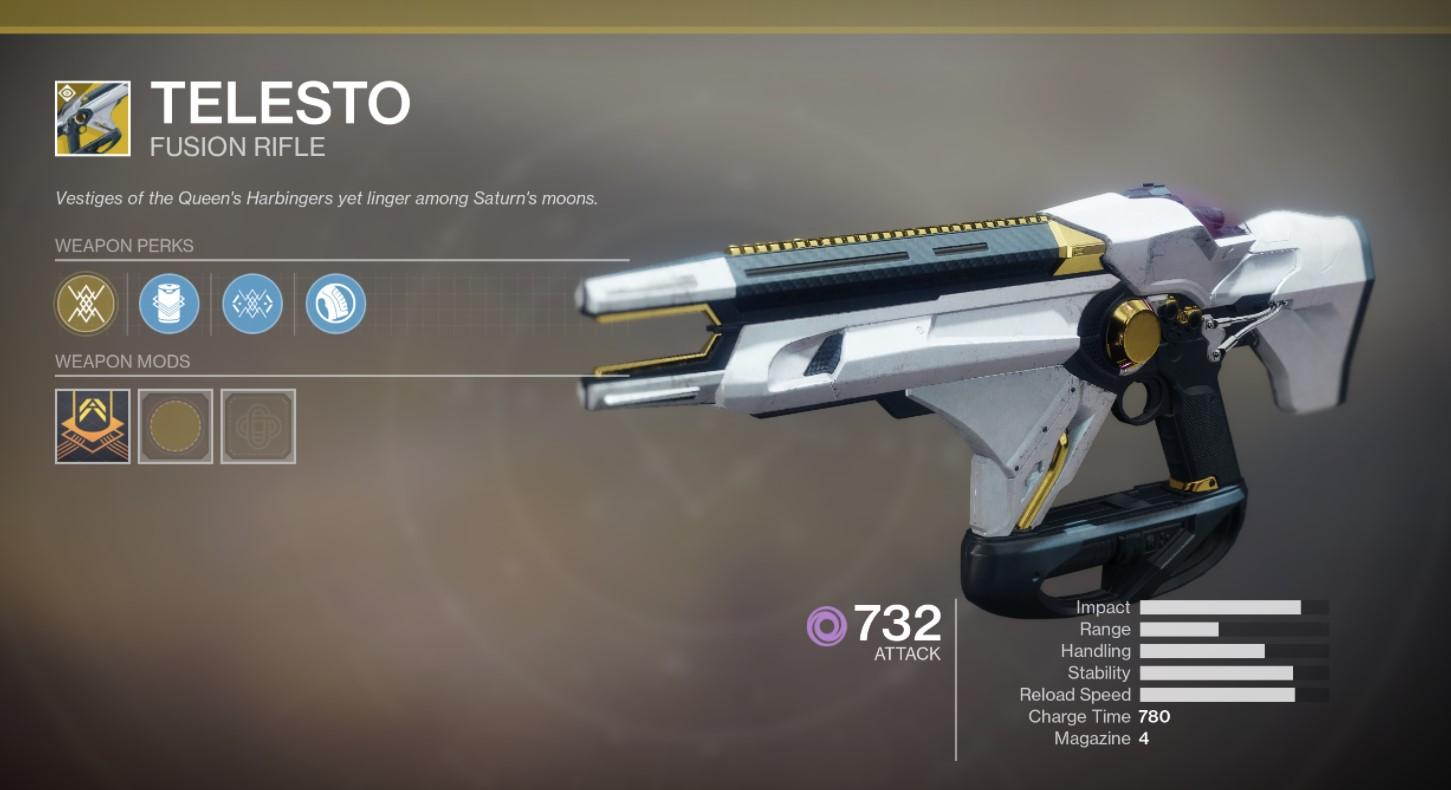 Best Fusion Rifles Destiny 2