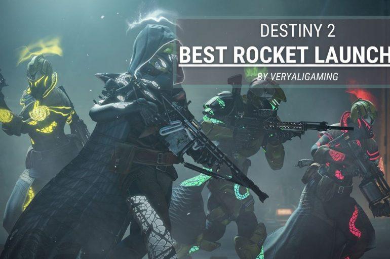 Best Rocket Launcher Destiny 2