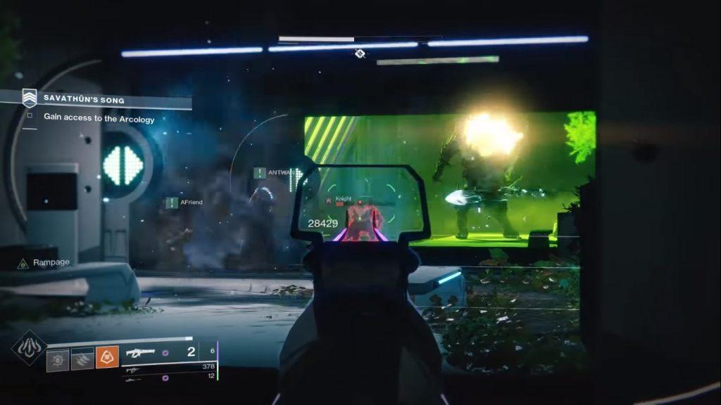 Nightfall: the ordeal gameplay screenshot.