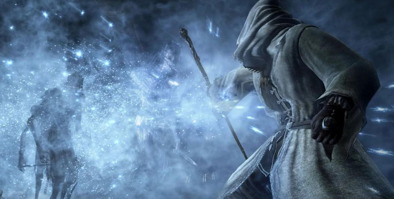 Dark Souls 3 Best Staff