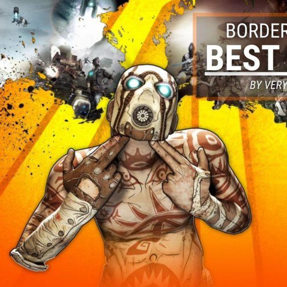 Borderlands 2 Best Class
