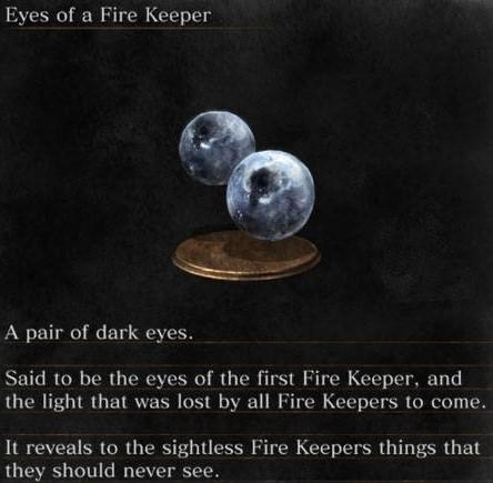 Dark Souls 3 Fire Keeper Soul