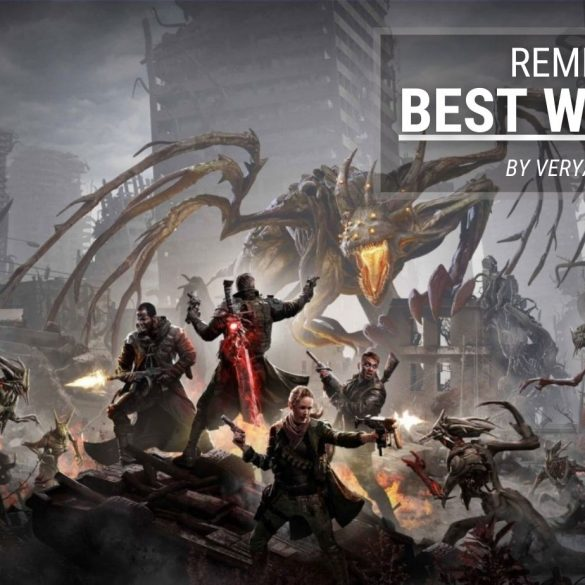 Remnant Best Weapons