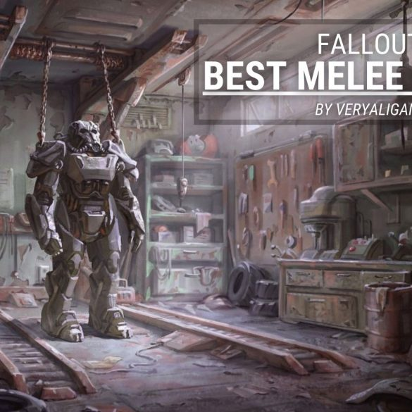 Best Melee Weapon Fallout 4
