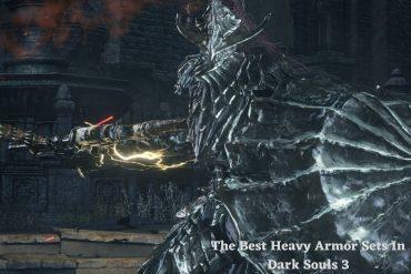 Dark Souls 3 Best Heavy Armor Set