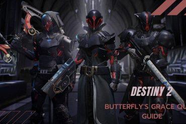 Destiny 2 Butterfly's Grace