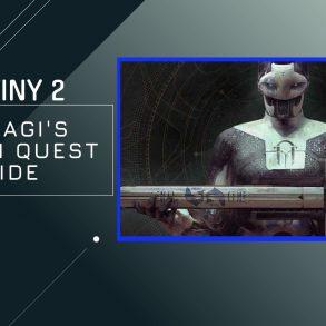 Destiny 2 Izanagi's Burden Quest